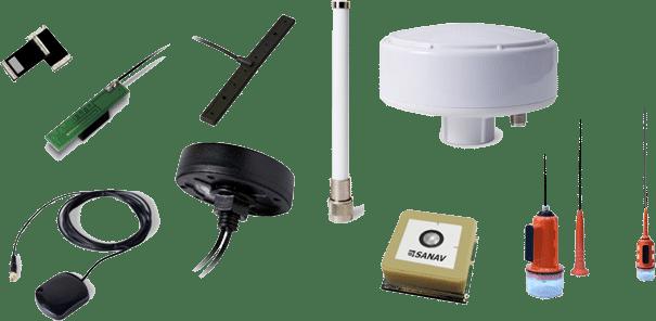 sanav antennes GPS
